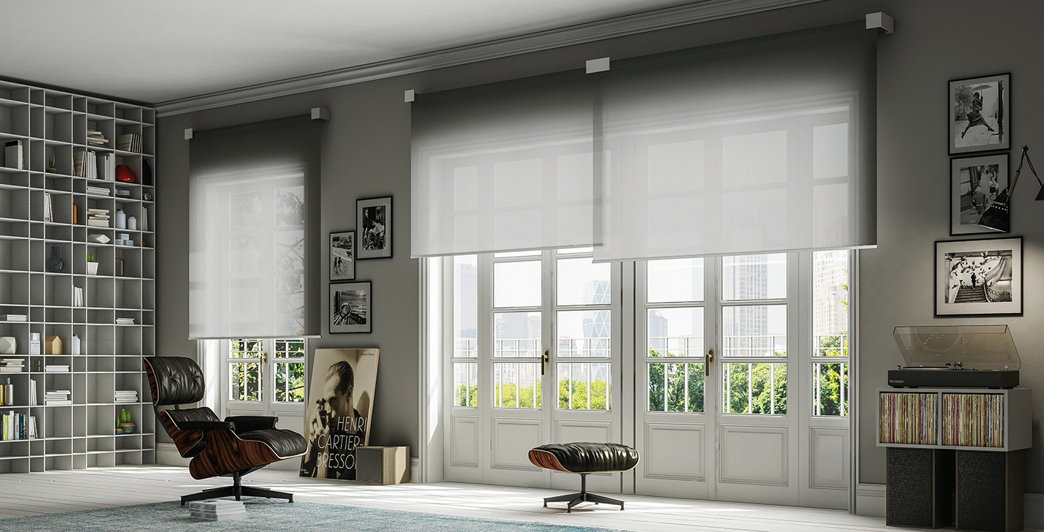 Made in Italy, Tao Design's shades complement any contemporary interior.